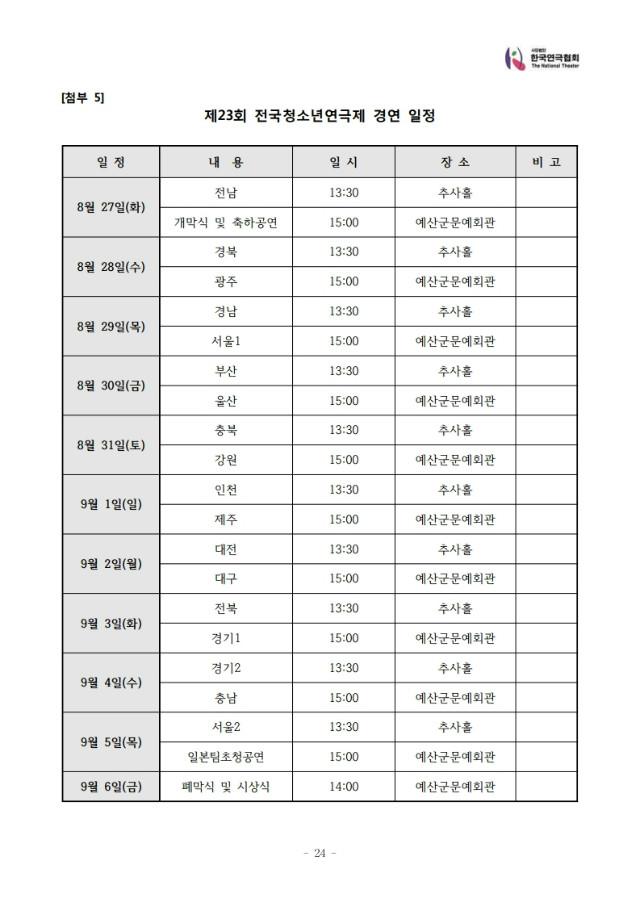 2019-047 (사)한국연극협회 제26대 임원 1차 정기이사회 의결사항 공지의 건.pdf_page_24.jpg